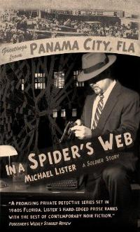 "In a Spider's Web — a Jimmy ""Soldier"" Riley short story (Soldier Mysteries)"