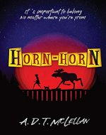 Horn-Horn (The 'Horn-Horn' Series) - Book Cover