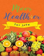 Moor healthier for life - Book Cover