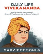 Daily Life Vivekananda: Applying the Ideology of Swami Vivekananda in Today's World - Book Cover