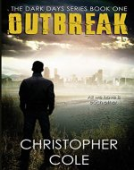 Outbreak (The Dark Days Series) - Book Cover