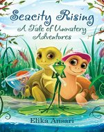 Seacity Rising: A Tale of Unwatery Adventures - Book Cover