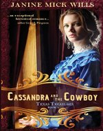 Cassandra and the Cowboy (Texas Treasures) - Book Cover