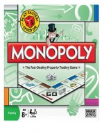 Monopoly Property Trading Game (2007 version) - Book Cover