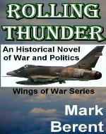 ROLLING THUNDER (Wings of War) - Book Cover
