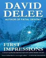 First Impressions (A Grace deHaviland Bounty Hunter Story) - Book Cover