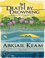 Death By Drowning 2 (Mystery & Women Sleuths) (Josiah Reynolds Mysteries) - Book Cover