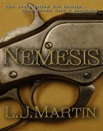 Nemesis - The Nemesis Series - Book Cover