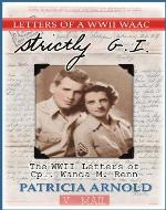Strictly G.I.: The WWII Letters of Cpl. Wanda M. Renn - Book Cover