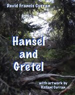 Hansel and Gretel - Book Cover