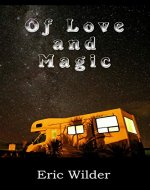 Of Love and Magic (May September romantic mystery) - Book Cover