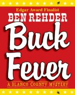 Buck Fever (Blanco County Mysteries Book 1) - Book Cover