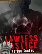 Lawless Justice (OUTLAW Book 3) - Book Cover
