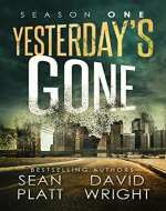 Yesterday's Gone: Season One - Book Cover