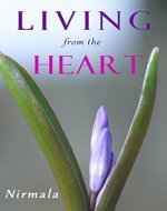 Living from the Heart - Book Cover