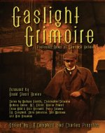 Gaslight Grimoire: Fantastic Tales of Sherlock Holmes - Book Cover