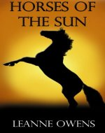 Horses Of The Sun (The Outback Riders Book 1) - Book Cover