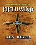 Fifthwind (The Kreggorian Book 1) - Book Cover