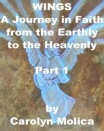 WINGS: A Journey in Faith from the Earthly to the Heavenly - Part 1 - Book Cover