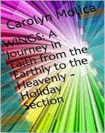 WINGS: A Journey in Faith from the Earthly to the Heavenly - Holiday Section - Book Cover