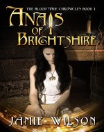 Anais of Brightshire - Book Cover