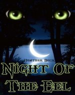 Night Of The Eel (The Horror Diaries Vol.13) - Book Cover