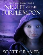 Night of the Purple Moon - Book Cover