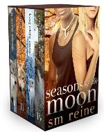 Seasons of the Moon Series, Books 1-4: Six Moon Summer,...