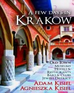 A few days in Krakow - Book Cover