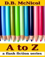 A to Z in 10 by 10 - Book Cover