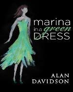 Marina in a Green Dress - Book Cover