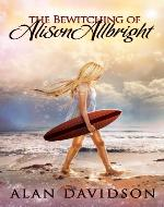 The bewitching of Alison Allbright - Book Cover