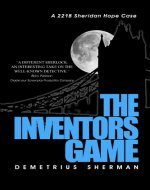 The Inventors Game (A Sheridan Hope Thriller Book 1) - Book Cover