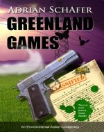 Greenland Games - Book Cover