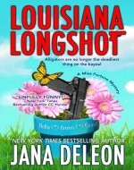 Louisiana Longshot (A Miss Fortune Mystery, Book 1) - Book Cover