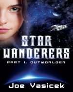 Star Wanderers - Book Cover