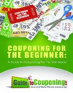 Couponing for the Beginner: A Guide to Couponing for the Uninitiated - Book Cover