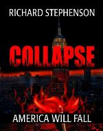 Collapse (New America-Book One) - Book Cover