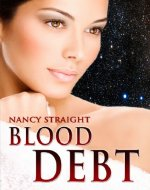 Blood Debt (Touched Series Book 1) - Book Cover
