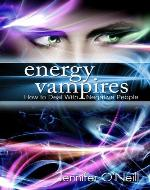 Energy Vampires: How to Deal With Negative People - Book Cover