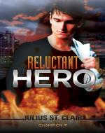 Reluctant Hero (Champion #1) (A Short Story) - Book Cover
