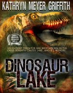 Dinosaur Lake - Book Cover