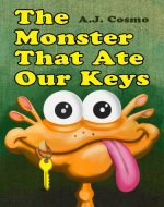 The Monster That Ate Our Keys - Book Cover