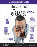 Head First Java - Book Cover