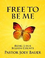 Free to be Me - Book Cover