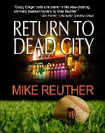 Return to Dead City - Book Cover
