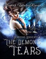 Detective Docherty and the Demon's Tears: Detective Docherty Book 1 - Book Cover