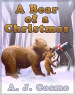 A Bear of a Christmas - Book Cover