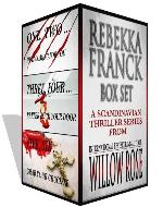 Rebekka Franck Series Box Set - Book Cover