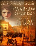 The Warsaw Conspiracy (The Poland Trilogy Book 3) - Book Cover
